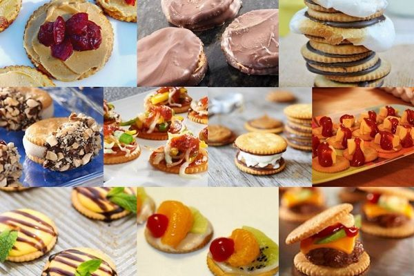 Ten Amazing Ways to Enjoy Ritz Crackers Plus All t…