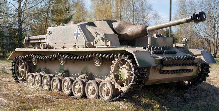 WW2 in Colour: StuG IV for Sale(!) - Latvia - 490,000 Euro