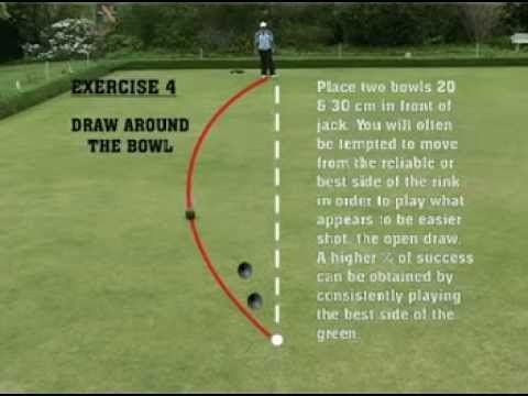 Aiming Point (lawn bowls) - YouTube