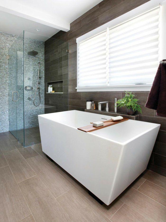 Die besten 25+ Glas badewanne Ideen auf Pinterest kleines Bad - wohnzimmer mit glaswnde