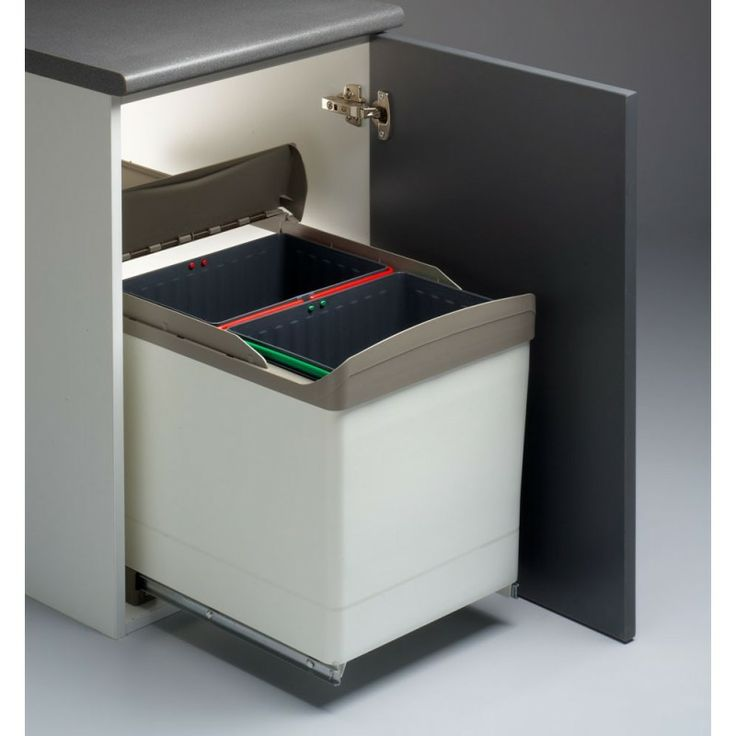 Mejores 44 im genes de cocina en pinterest cocinas cubo - Cubos basura cocina ...
