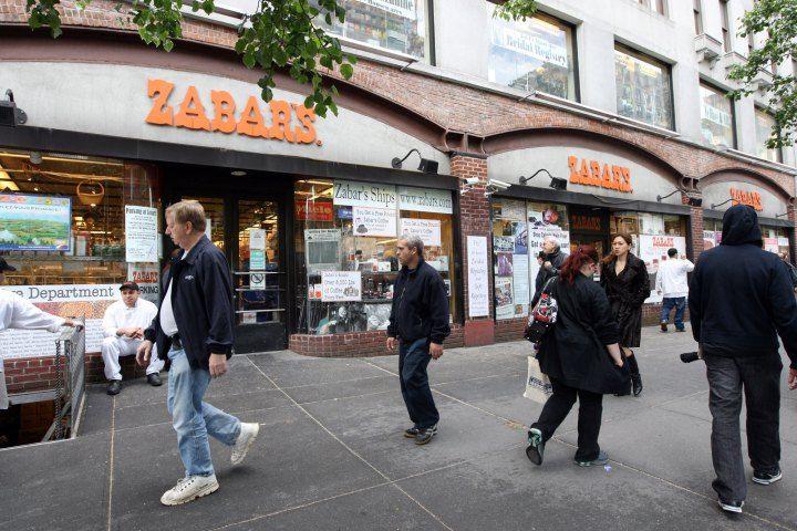 Zabar's supermarket ready fordelivery