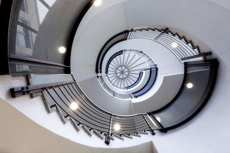 I Travel Around Germany To Photograph Amazing Staircases | Bored Panda