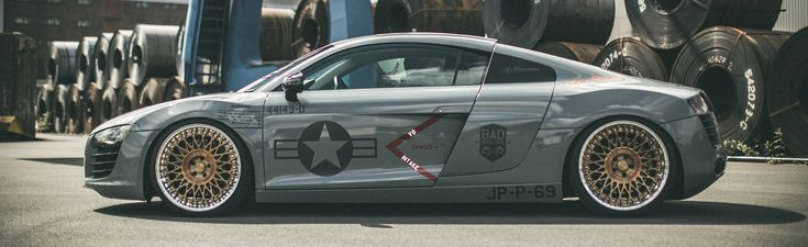 Audi R8 Tuning by jp-performance.de