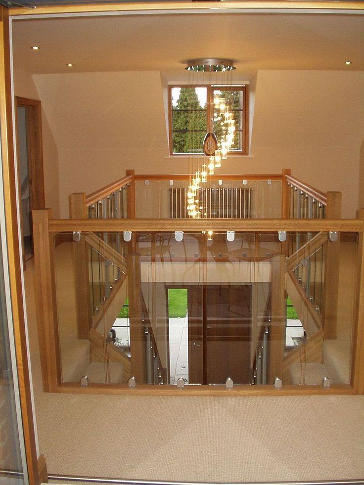 modern oak staircases - Google Search