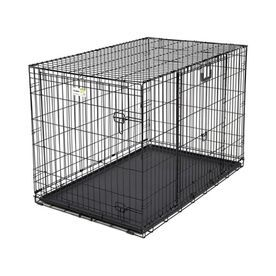 Midwest Pets 2.125-Ft X 1.458-Ft X 1.625-Ft Outdoor Dog Kennel Preasse