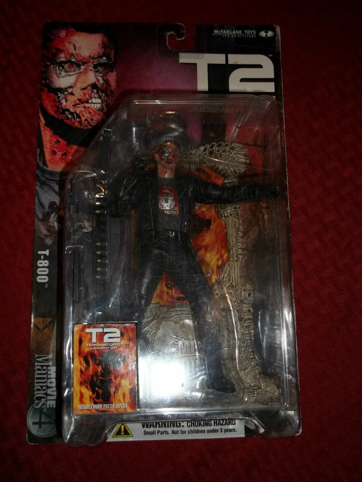 "Terminator II ""Judgement Day"" Action Figure NEW"