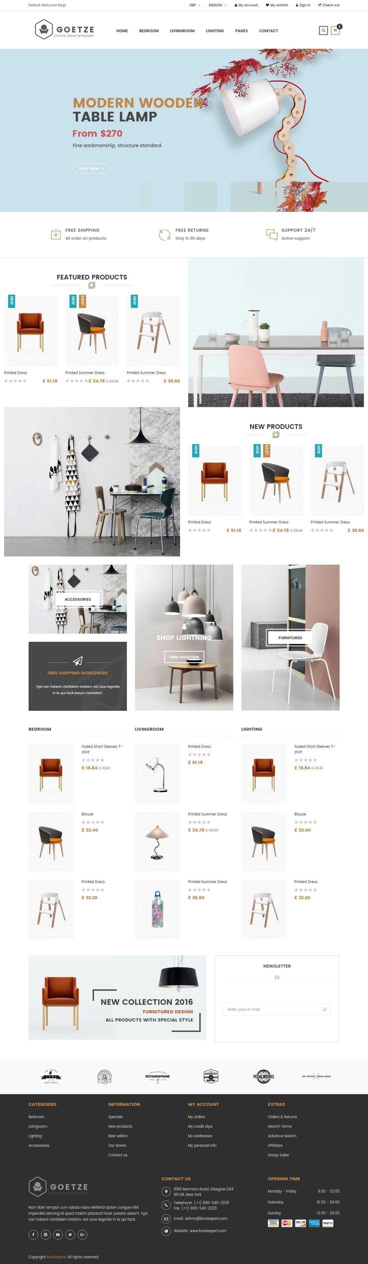 12 best E-commerce webdesign inspiration images on Pinterest ...