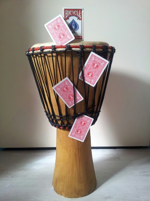 """ let the cards be the music, played by you"" by Samantha de Fluiter"