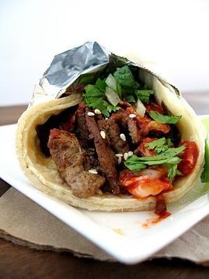 Food Truck Recipes: Korean tacos!