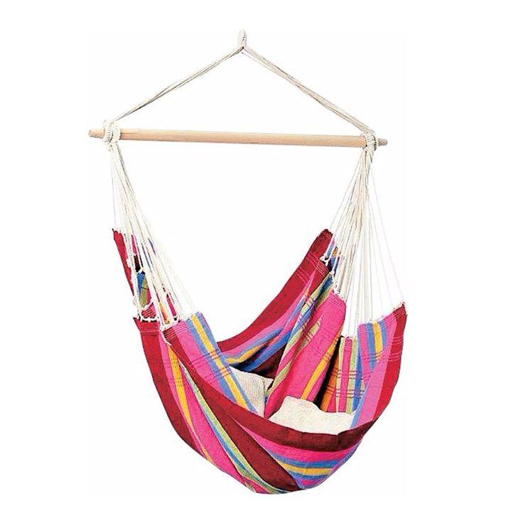 Brazilian Hammock Chair: Sorbet: Byer of Maine