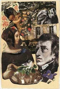 Chopin Collage - Hanna Bakula