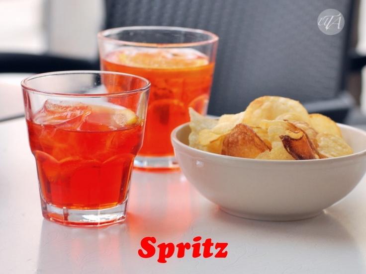 Spritz, the italian aperitif