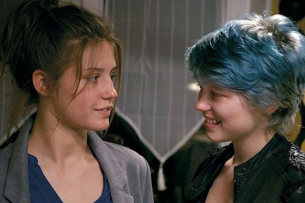 Adele Exarchopoulos Blau Ist Eine Warme Farbe Blue Is The Warmest Color 2013 In 2020 Best Romantic Movies Blue Is The Warmest Colour Netflix Movies