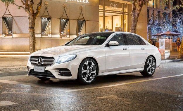 Giá Xe Mercedes E250 - 0945 777 077: CHOÁNG NGỢP VỚI NỘI THẤT CỦA MERCEDES-BENZ E-CLASS LWB MỚI