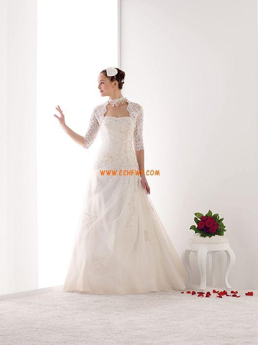 Organza Jaro Zip Svatební šaty 2014