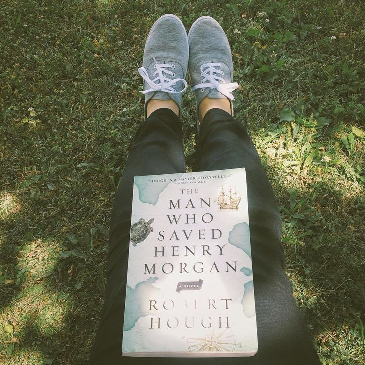 The Man Who Saved Henry Morgan by Robert Hough (House of Anansi) #CanLit