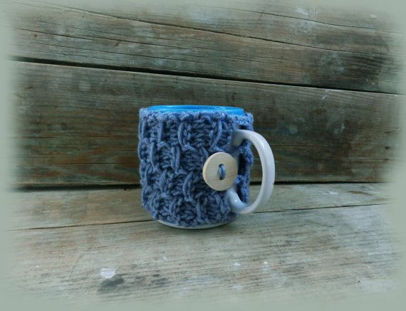 Tea Cup Cozy/ Wine Knit cup/ Cup cozy/ Cozy by GabriCollection