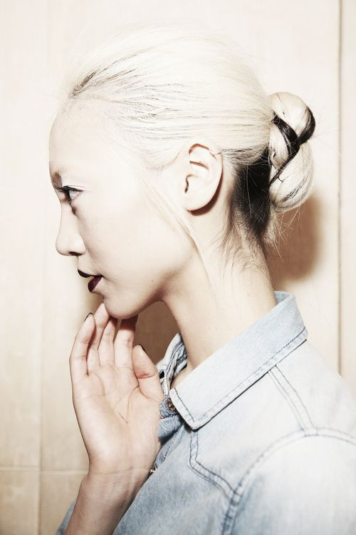 Model Soo Joo Park