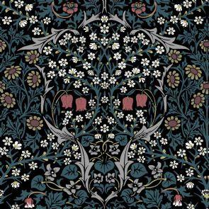 House of Hackney, papier peint BLACKTHORN Teal