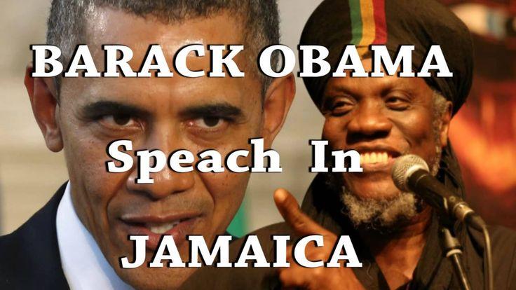 Obama's Speach in Jamaica [Audio Rip] - http://www.yardhype.com/obamas-speach-in-jamaica-audio-rip/