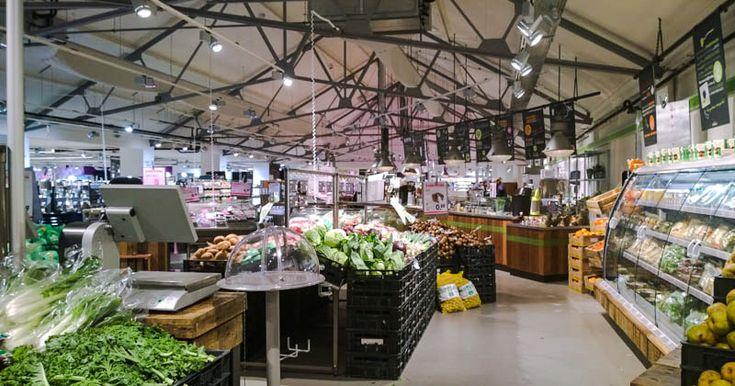 Ekoplaza - lots of healthy groceries, snacks, superfoods +++
