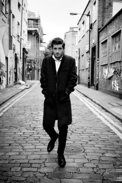 I see a future James Bond  Julian Morris 7th Magazine