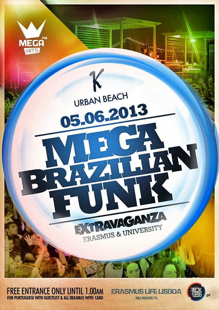 Mega Brazilian Funk Party