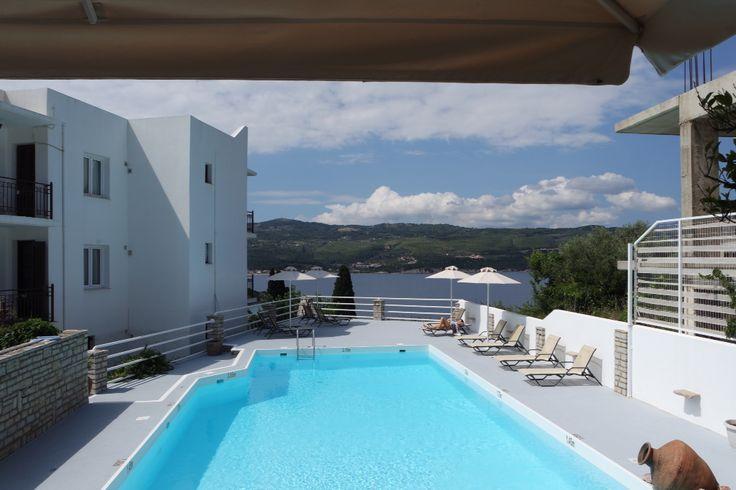 Hotel Scorpios in Samos Stadt