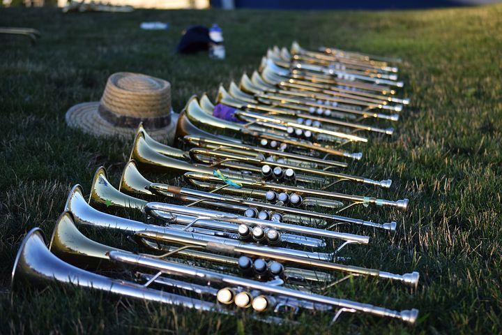 Música, Instrumentos Musicales