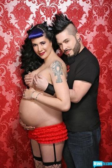 Rachel and Destin: Baby on Board!