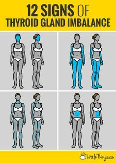 Learn how to spot some of the early warning signs of thyroid issues. #health