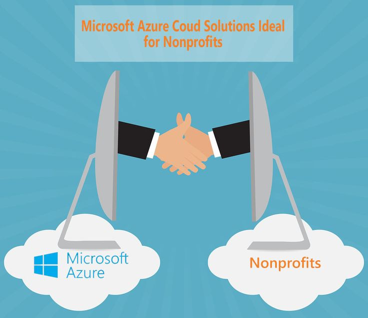 "Microsoft Azure Cloud Solutions Ideal for Nonprofits  If you are a nonprofit contemplating an upgrade to your financial, contact management and other business processing software, consider the advantages of using MS Azure to deploy Dynamics NAV, GP or other Dynamics platforms.From a cloud ""perspective, Windows Azure offers SMBs an easy marriage of[...]"