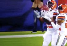 Video Emerges Of Bills Players Taking Multiple Cheap Shots At Seahawks Defenders During MNF Game