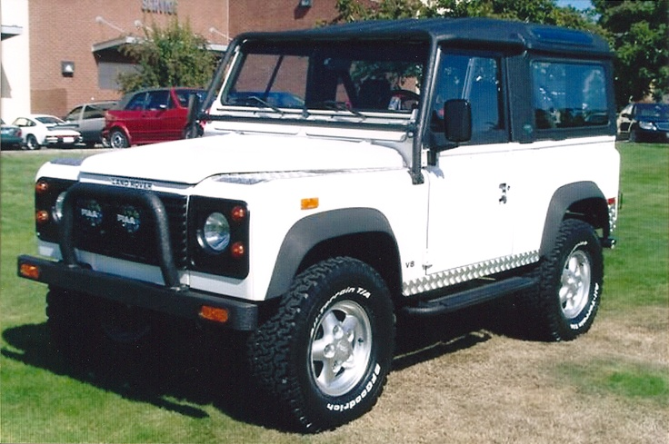 My Defender 90  chassis #1056