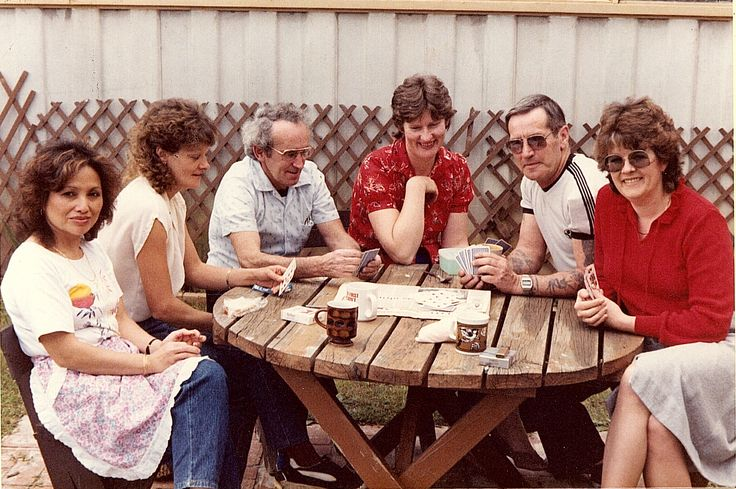 1985 || Mayfield Christmas Lunch