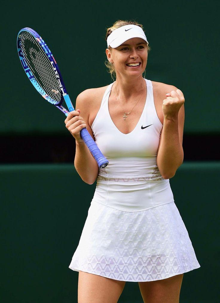 Tennis Dresses | Maria sharapova, Maria sharapova photos