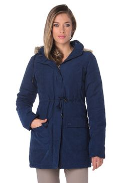 #Parka à capuche - Longue - 8,99 € - Disponible en 3 coloris, composée d'un col montant à capuche en imitation fourrure, cette jolie parka vous gardera au chaud tout l'hiver :) ! http://www.tati.fr/vetements-femme/manteau-veste-doudoune/tous-les-produits/parka-a-capuche/113862.html?cmpid=pinterest&utm_source=pinterest.com&utm_medium=referral&utm_campaign=pont_parka_20150127