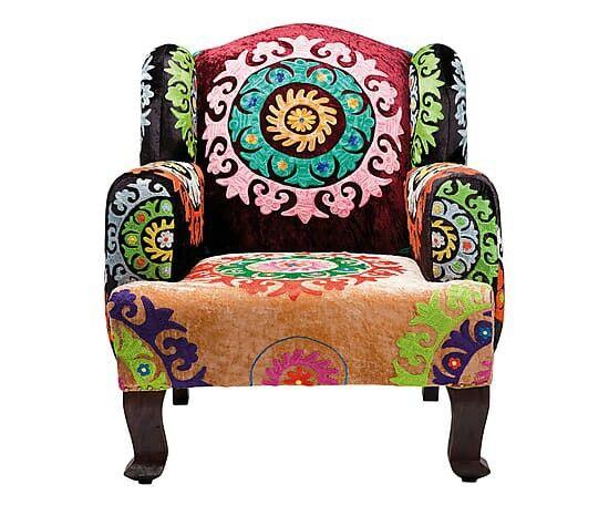 Schoner Sessel