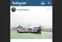 Ini foto Ani Yudhoyono di Instagram yang Bikin Sedih Banyak Orang