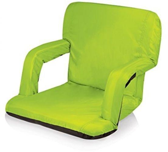 Bleacher Seats With Backs Stadium Seat For Bleachers Portable Reclining Green #PicnicTime
