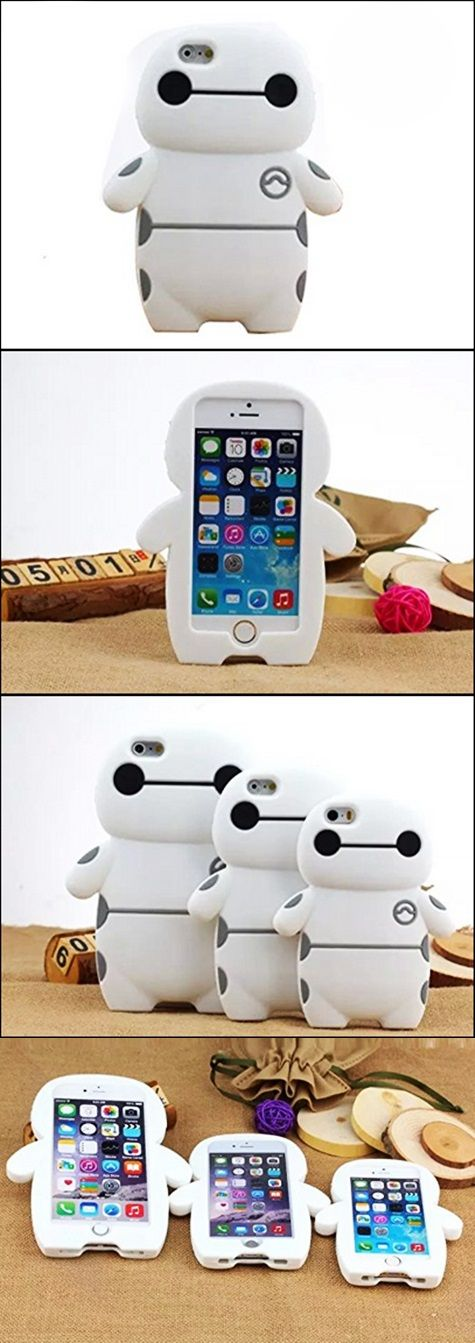 This is totally cute.. no doubts :) haha --------- Grab it at http://www.amazon.com/iPhone-Sandao-Cartoon-Baymax-silicone/dp/B00Y9R4K9M/?keywords=Iphone+Case+cartoon+Cool+Cartoon&tag=dealspankcom-20