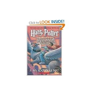 Harry Potter and the Prisoner of Azkaban (Book 3) - for Sloane from mom and dad