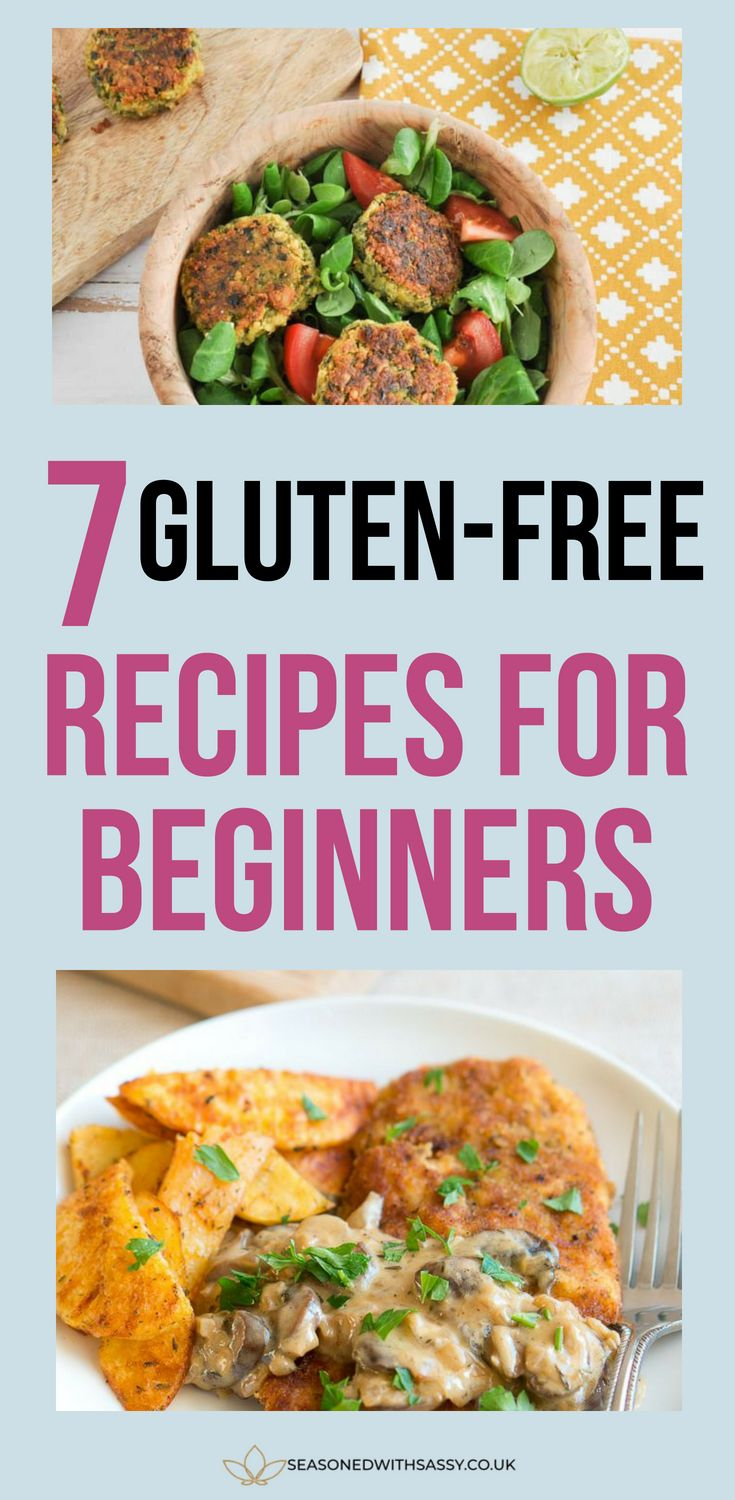 7 Gluten Free Recipes For Beginners Gluten Free Dairy Free