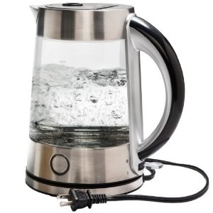 Nesco Electric Glass Kettle