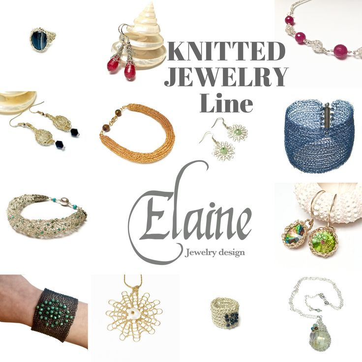 66 best Elaine Jewelry Design images on Pinterest