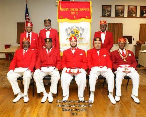 Prince Hall Royal Arch Masons - 0425