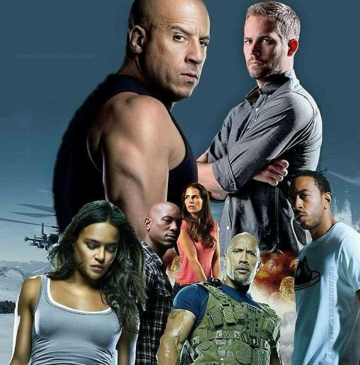 Dominic Toretto Brian O'Connor Letty Ortiz Roman Pearce Mia Toretto Luke Hobbs & Tej Parker