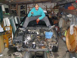 Rafał Ratyński blog: VW Passat B3...