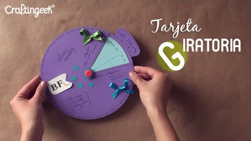 Craftingeek Hazlo tu mismo Manualidades para Regalar Amor y Amistad San valentin